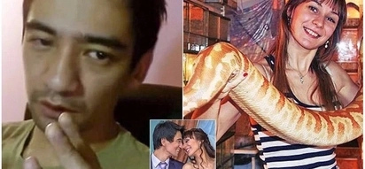 Tragic! Man who died after letting deadly black mamba bite him 'was jealous over wife's new man'