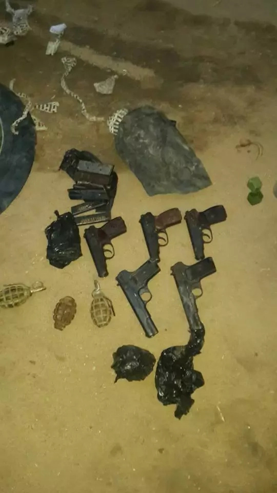 Female suspect apprehended with DEADLY explosive-making material in Mombasa