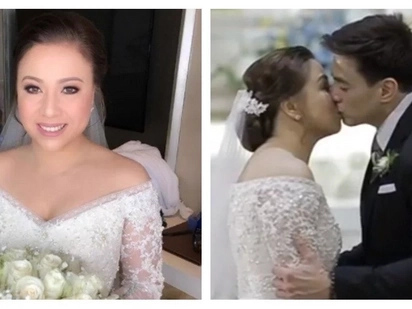 Bonggang kasal! Highlights video of Wendell Ramos and his non-showbiz partner Kukai Guevarra's wedding has been released