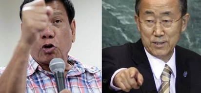 Demonyo sila! Duterte calls int'l bodies 'devils' and invites them to a ferocious debate