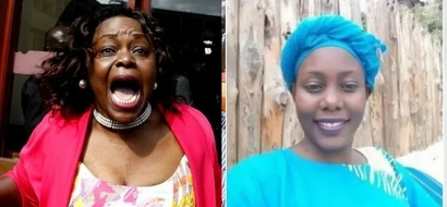 Millie Odhiambo reveals what she told the lady who died after being threatened by her 'sponsor'