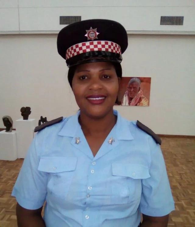 Nimefanya kazi ya kuzima moto kwa miaka 11 sasa- Mwanamke wa mwenye umri wa miaka 35 asema