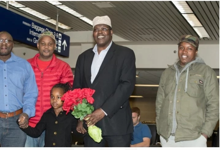 I have my air ticket back to Kenya- Miguna Miguna