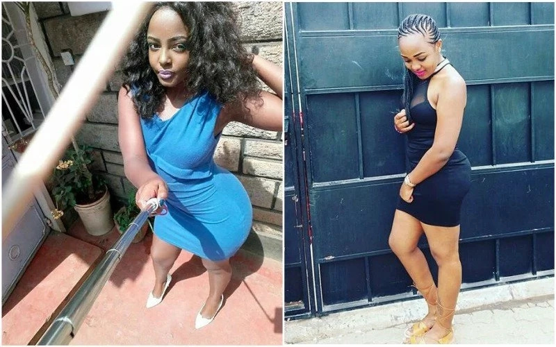 Sexy Kenyan women lay bare all for everyone to see
