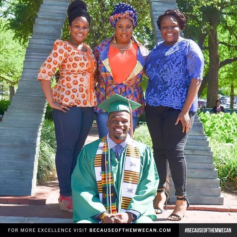 Mama I made it! Proud son's gift to his mom after years of struggle will truly melt your heart (photos)