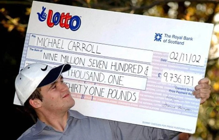 Easy come, easy go! The story of how a lottery winner became a garbageman... again!