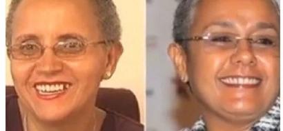 Meet Margaret Kenyatta's beautiful look alike who is also from Gatundu (photos)