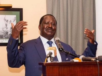Raila Odinga kushtaki gazeti la Standard- Habari kamili