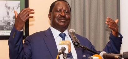 Raila Odinga's warning to newspaper over 'malicious' story