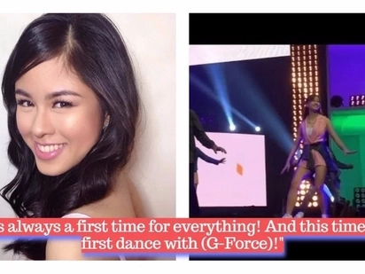 "Ginalingan! Kisses into the next level: ""There's always a first for everything!"""