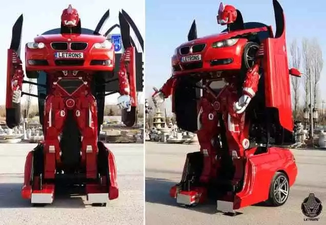 These guys will modify your car to turn into a transformer