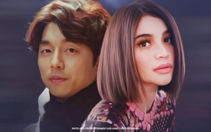 "Anne Curtis' ""dream come true"" project is being finalized. Could this be with Gong Yoo?"