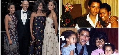 Barack Obama nearly ABANDONED political ambitions as he and Michelle struggled for cash (photos)