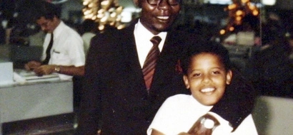 President Barack Obama Opted Not To Inherit His Father's Wealth