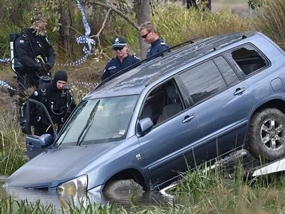 Mother Drives Car Into Lake, Kills 3 Of Her Children Because Of Witchcraft