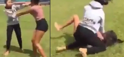 School bully tries to approach this girl. But who knew she could fight that hard!