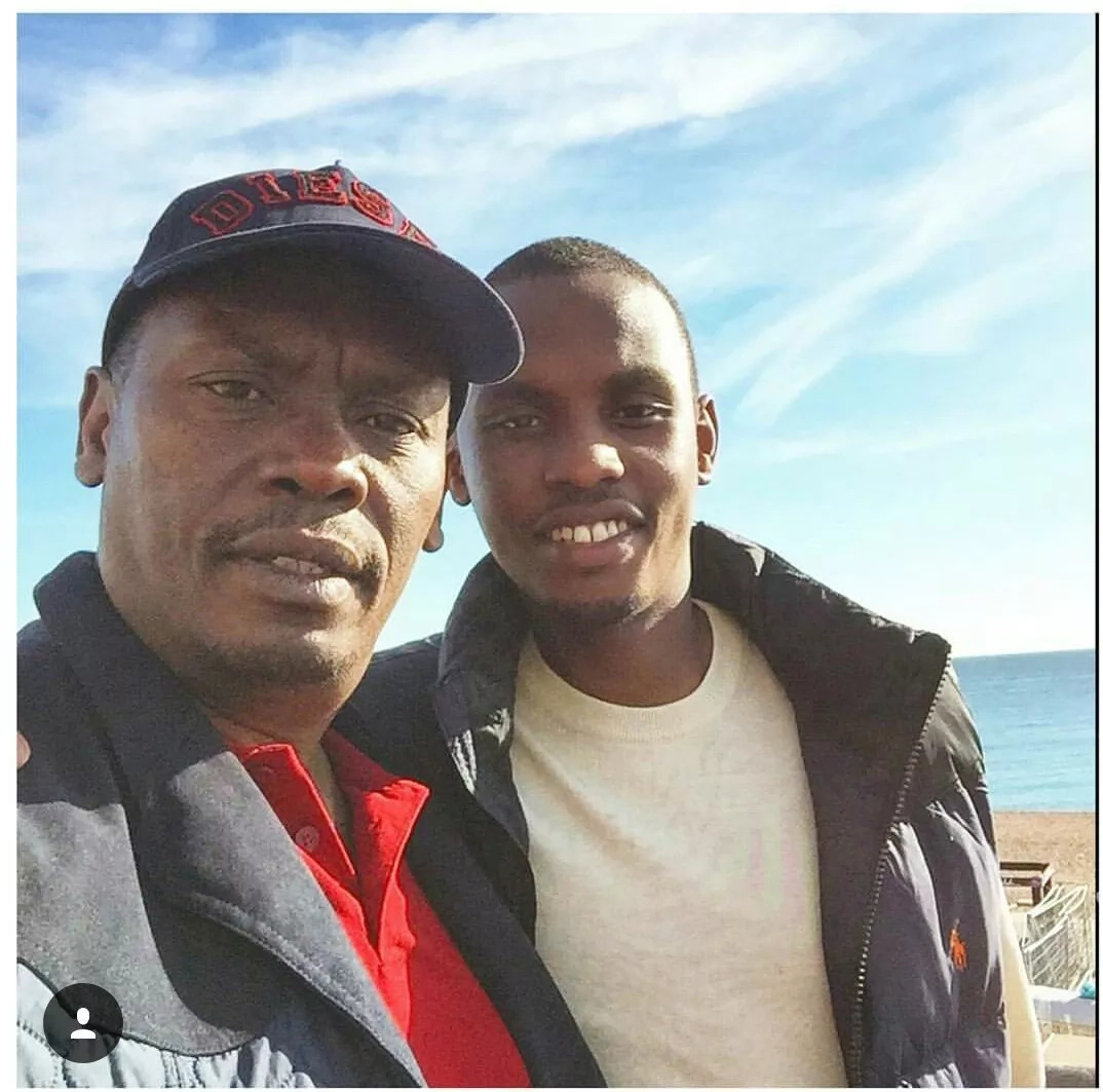 Check out the lush life of Governor Kabogo's son (photos)