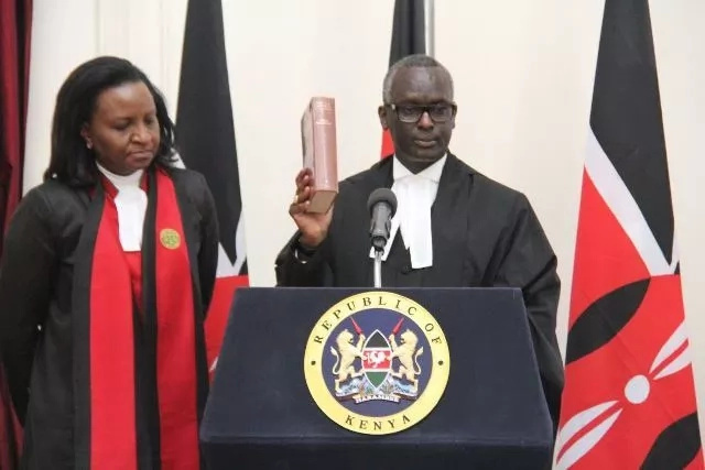 Forget Chilob-ae, Kenyan women fall in love with Supreme Court judge
