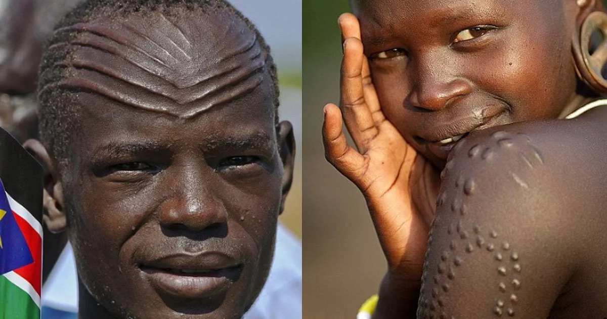 See SHOCKING body modifications from different cultures around the world (photos)