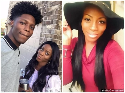 Your mum or twin sister? Twitter users go bonkers over selfie of boy and his youthful mother