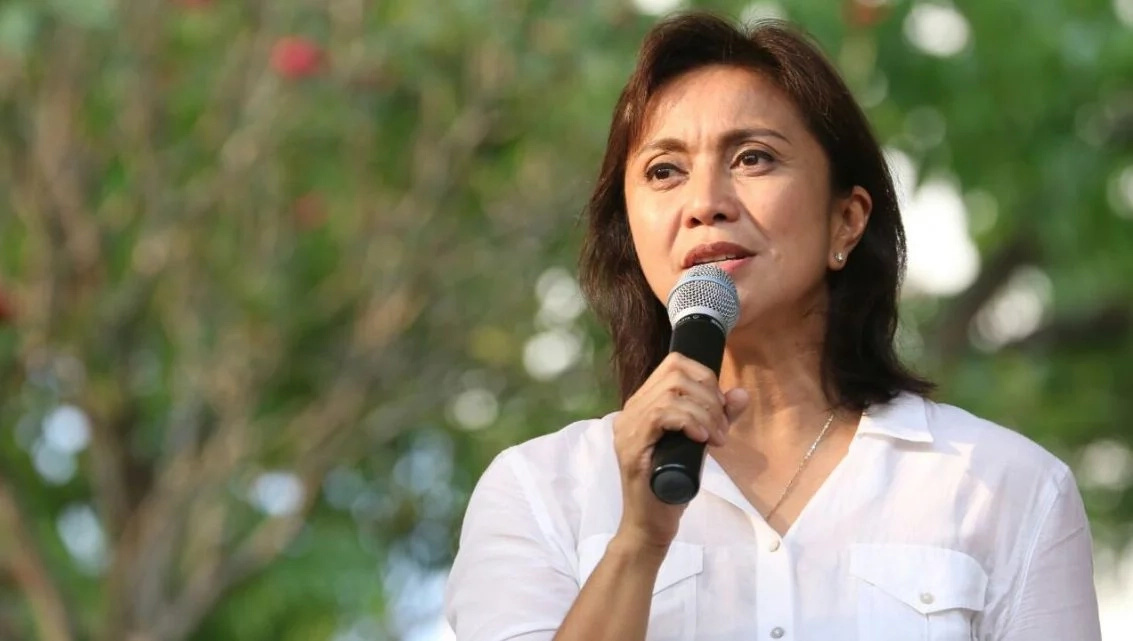 VP Robredo expresses concern over vigilantism