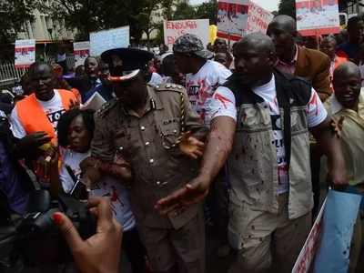 Msemaji wa polisi atoa habari itakayombabaisha Raila Odinga