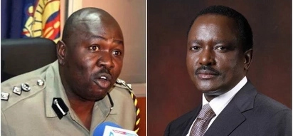 Security officers attached to Kalonzo,Wetangula and Mudavadi were put under house arrest-Ford Kenya