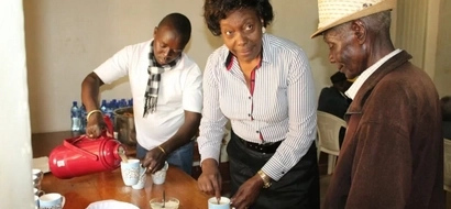 SAD! Last moments Charity Ngilu spent with former mayor who was crushed to death by fire engine