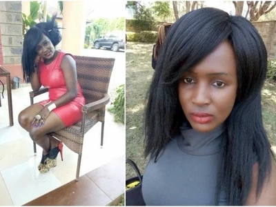 EXCLUSIVE: This Kenyan actress has the SADDEST story ever besides being paid 1K per show (video)