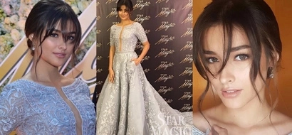 Truth be told! Liza Soberano reveals her stunning look at the Star Magic Ball was actually unplanned
