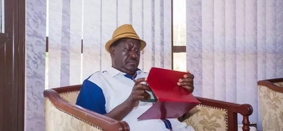 Raila Odinga awasilisha ujumbe mkali kwa Uhuru Kenyatta!