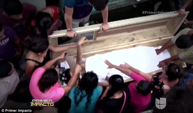 Dead Girl Wakes Up In Coffin Only To Die In Hospital Again