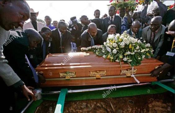 How David Maraga ruled in the murder of ODM MP