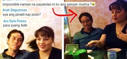 Hindi raw sila bagay? Netizens slammed KC Concepcion's new boyfriend after their video together went viral!