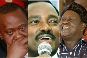 Decision to give Raila's brother and Kalonzo's son plump jobs causes tension