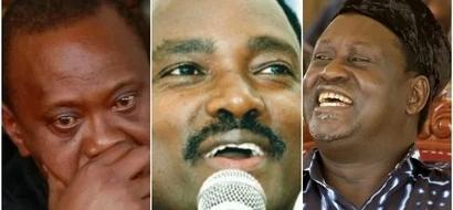 Kazi KUBWA ambazo kakake Raila na mwana wa Kalonzo watapewa