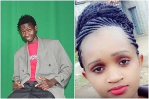Churchill Show comedian MCA Tricky unveils his HOT Kamba girlfriend