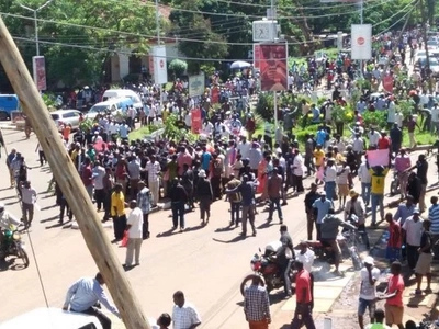 The sectors that greatly benefited from the Raila Odinga-led CORD demos