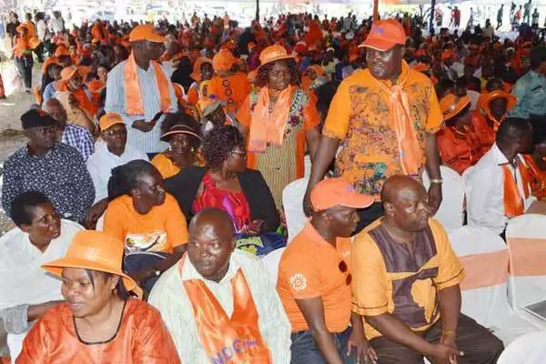 ODM 10th anniversary celebrations in pictures