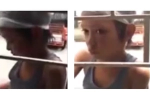 So genius! This homeless street kid demonstrates impressive counting skills in this video! Check how he does it!