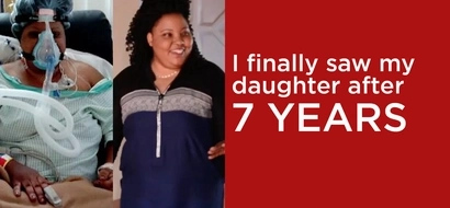 """Exclusive: """"Oxygen Tank lady"""" who got her sight back after 7 years of blindness shares her pain (video)"""