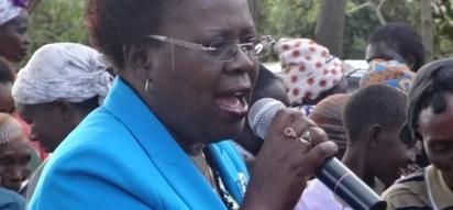 Wabunge wa Jubilee wamtetea vikali mwanasiasa wa kike aliyemvamia afisa wa IEBC