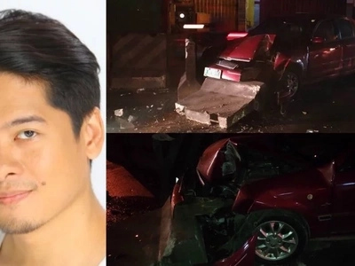 Alex Medina might have survived his car accident but this barely did. Find out what it is here!