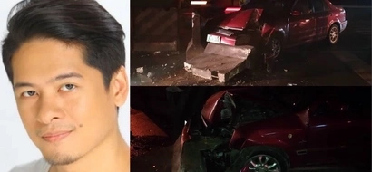 Alex Medina got into a car accident and he's more concerned about this than his health