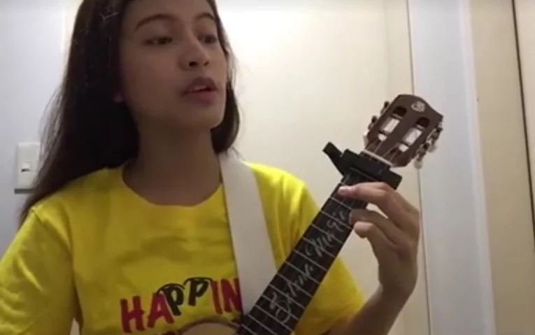 Pinay shares beautiful song cover of OPM hit in viral video