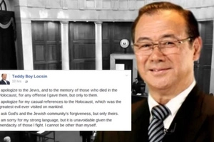 UN Ambassador says sorry and it was a f*cking joke