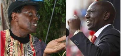 Ruto not fit to be president, I will not vote for him - Koigi wa Wamwere