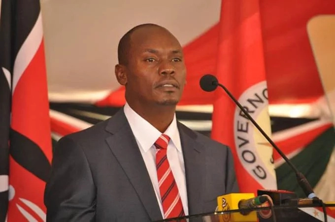 Kabogo charged with ethnic contempt for insulting Raila Odinga