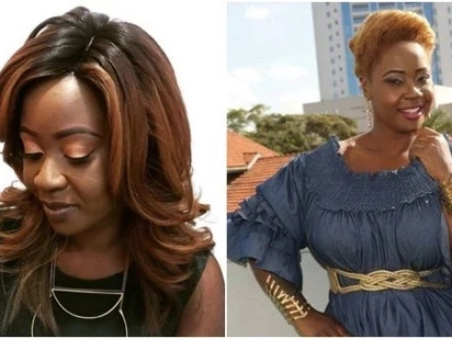Yes I am sick and will not cover my arms to make you happy - Kalekye Mumo fires back at trolls