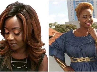 Mimi ni mgonjwa na sitafunika mikono yangu kuwafurahisha – Kalekye Mumo